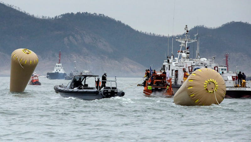 Vice Principal Rescued From Sinking Ferry Found Hanged