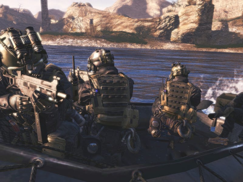 Frankenreview: Modern Warfare 2