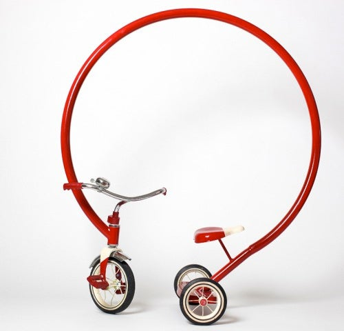 I Want to Ride My Tricycle, I Want to Ride My Trike
