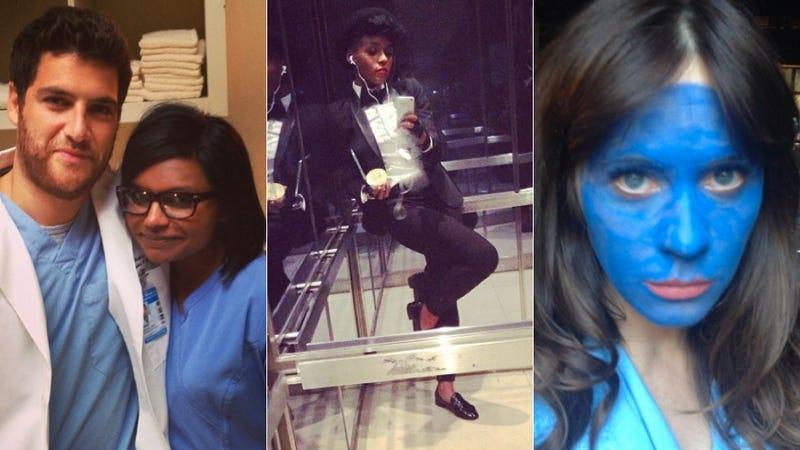 Fear and Selfie Loathing: What Celebrities Did on Instagram This Week