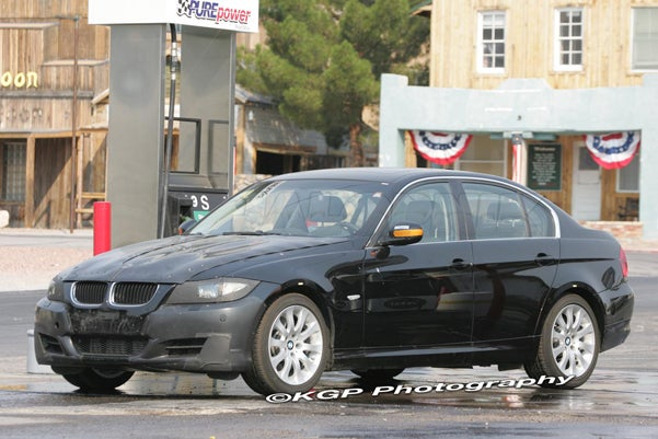 Diesel BMW 335 Spied, To Hit US Shores By Fall