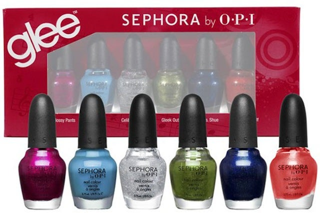 "Glee OPI Polish Lets You Sport ""Celibacy Club"" Nails"
