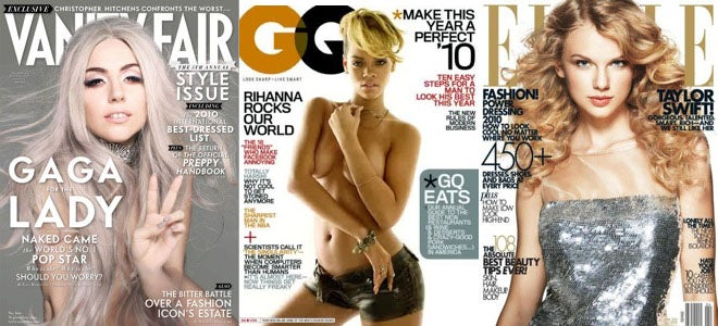 The Best and Worst Celebrities for Magazine Covers