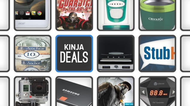 The Best Deals for August 26, 2014