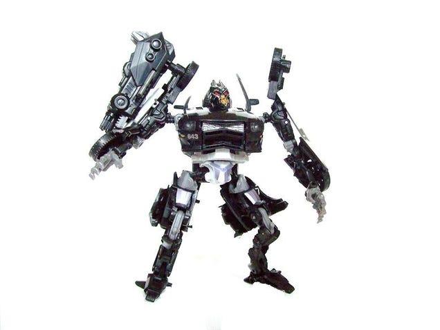 Transformers Dotm Barricade Transformers:dotm Toys