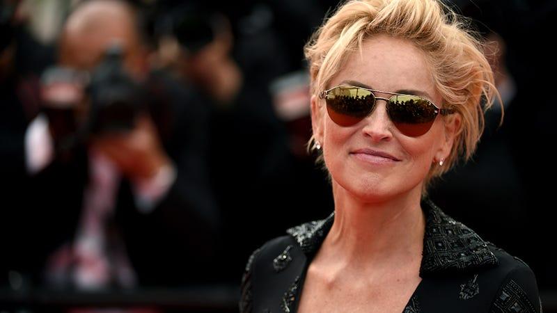 Sharon Stone: 'My Ass Is a Fine Triple Crème Brie'
