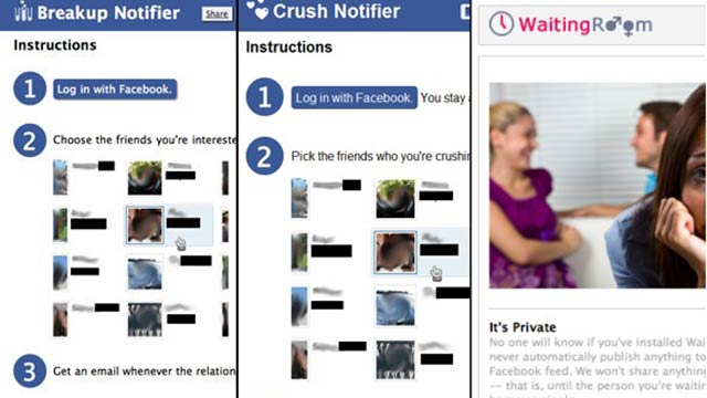 Look Who's Stalking: The 10 Creepiest Apps For Phones, Facebook, and More