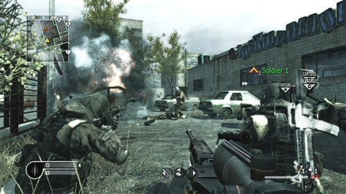 One Last Hurrah For Modern Warfare Variety Map Pack