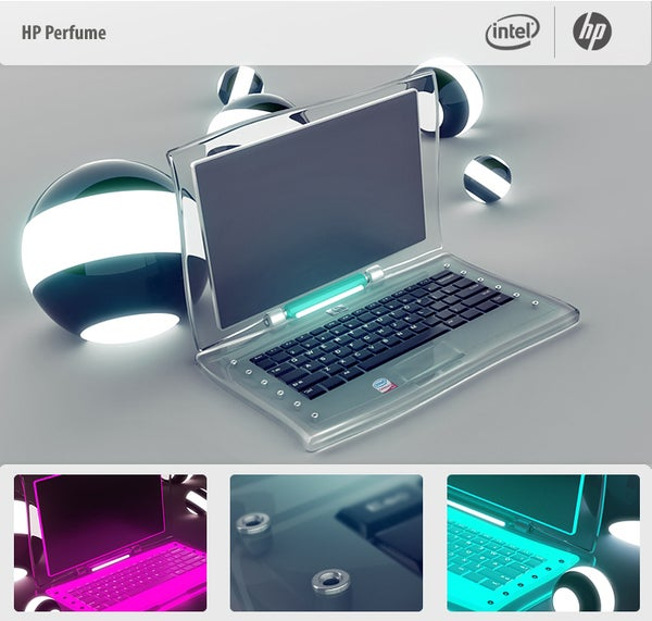 The HP Chameleon Will Match Your Tacky Tastes