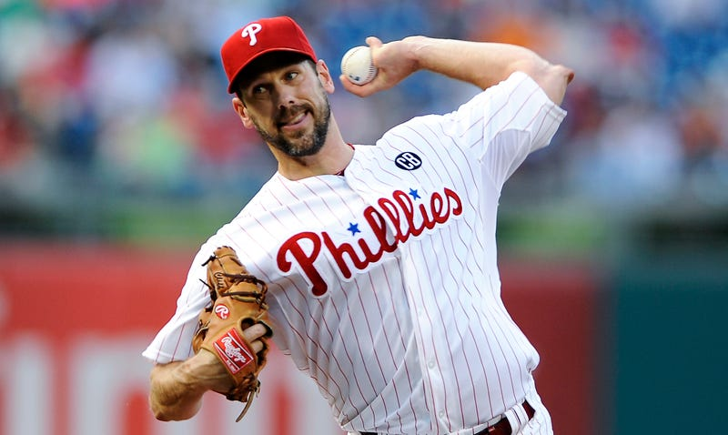 Cliff Lee Was Bad And Then Farted