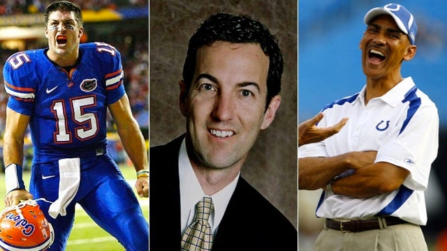 Meet Tim Tebow And Tony Dungy's Christian Sensei