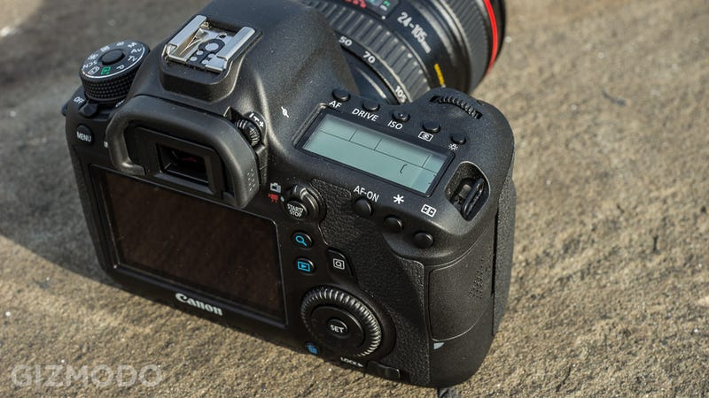 Gallery: Canon 6D Product Shots