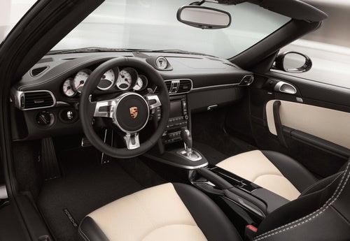 2011 911 Porsche Turbo S: Press Photos