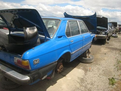 1976 BMW 530 Down On The Junkyard