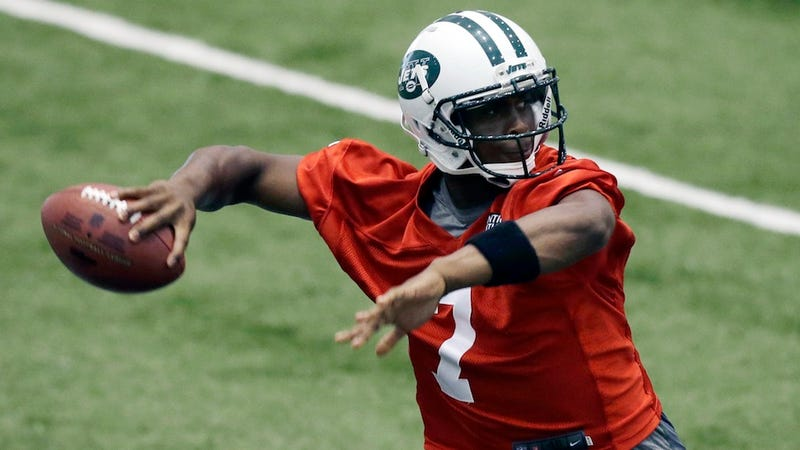 The Jets Are Going To Ruin Geno Smith