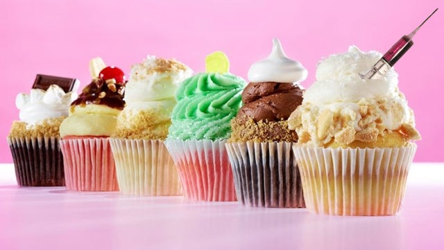 Man Robs Cupcake Store With Syringeful of HIV-Positive Blood