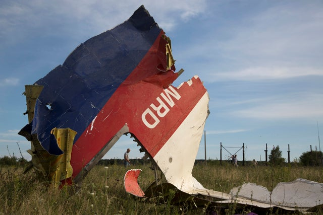 U.S.: Separatists Likely Shot Down MH17 By Mistake