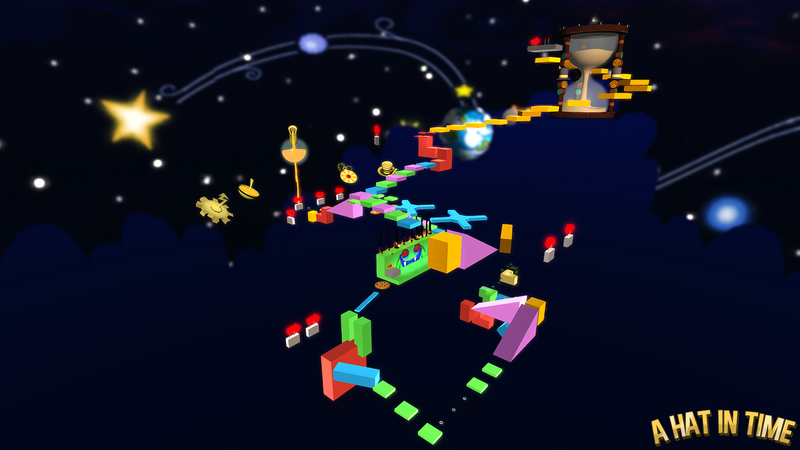 Exactly The Colorful 3D Platformer I Was Looking For