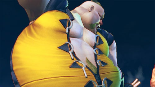 Hands On With Street Fighter IV 360