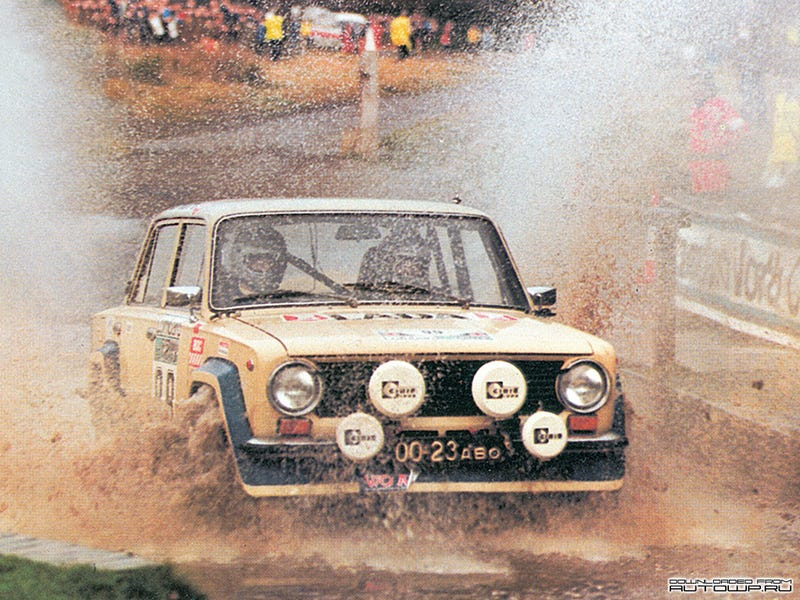 Because Lada Rally