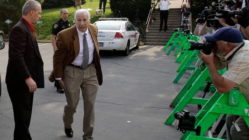 Report: Feds Now Investigating Whether Jerry Sandusky Sent Child Porn To Others