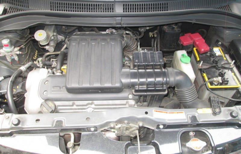 Quickride: 2008 Suzuki Swift GT2