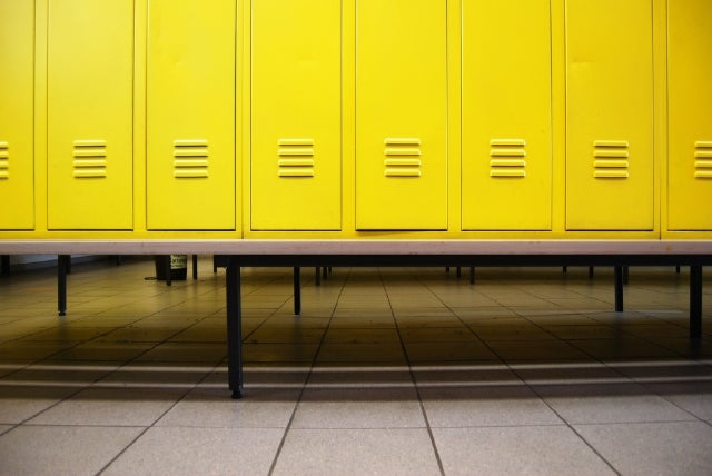 Somebody's Been Peeing In A Minnesota High School Girls Soccer Team's Lockers