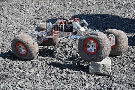 "Canada building rover to survive lunar ""pot holes?"""