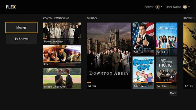 Plex for PS4 and PS3 Is Now Available