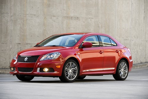 This Isn't The Kizashi Sport You're Looking For... Move Along