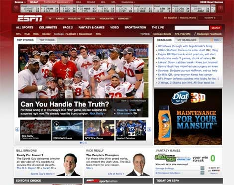 ESPN Loves This Sort Of Free Publicity