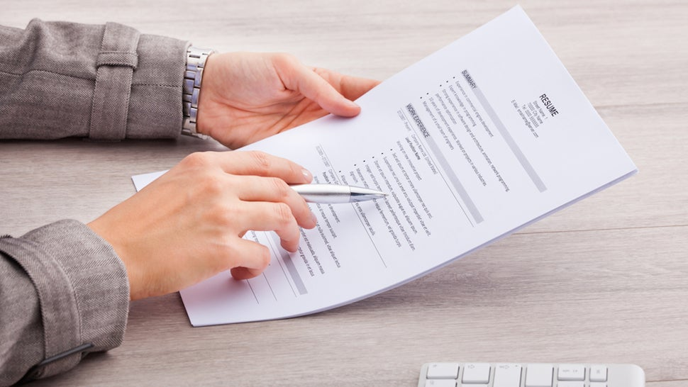 Survey Reveals Keywords Do Still Matter on Your Resume
