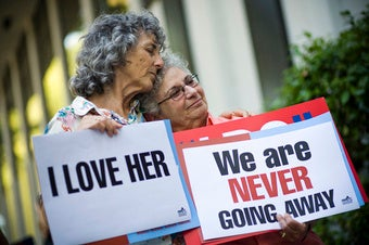 California County Separates Old Gay Couple, Sells All Their Stuff