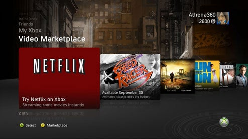 NXE Impressions: Netflix Set Up & Streaming