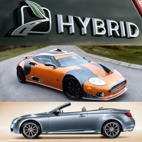 What Will Win The LA Auto Show: Hybrids, Convertibles Or High Horsepower?