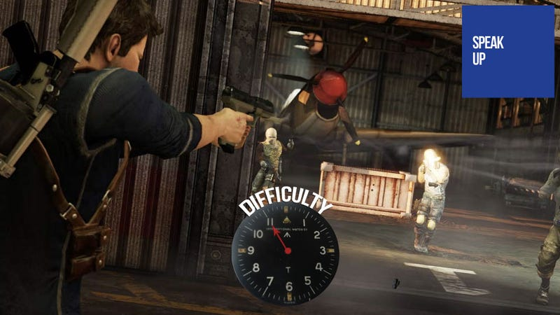 What Difficulty Setting Do You Play On, or How Hard Do You Like It?