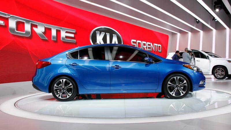 Hey, The New Kia Forte Looks Pretty Good