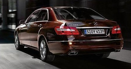 2010 Mercedes E-Class Leaked Ahead Of Detroit