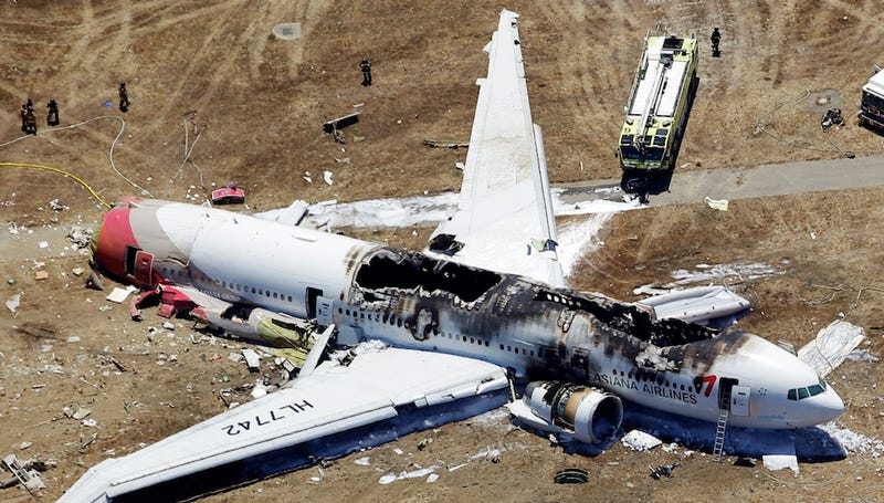 Asiana Crash Investigations Focus on Pilot Inaction