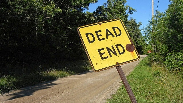 The Warning Signs that You're In a Dead End Job