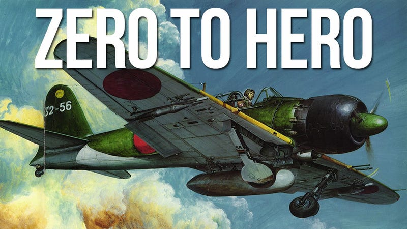 Studio Ghibli's Next Film is about Japan's Most Famous Fighter Plane (and the Guy who Designed It)