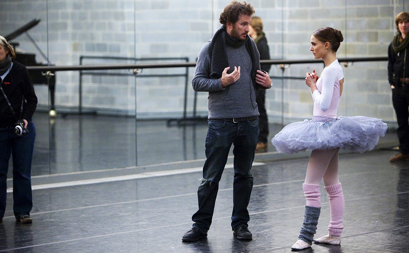 Natalie Portman Only Did 5 Percent of the Dancing in Black Swan