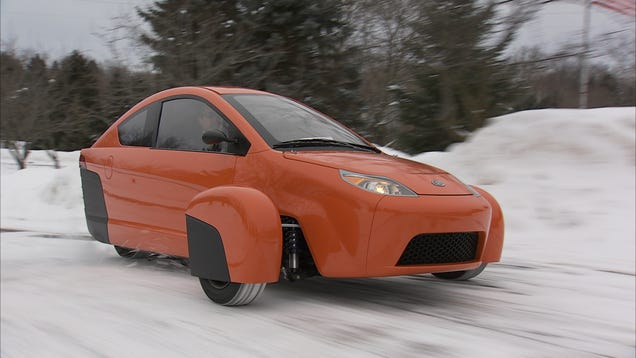Exclusive - Drive of the Elio & Interview with Jerome Vassillo