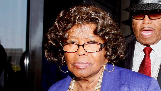Katherine Jackson Is Either Missing or Not Missing