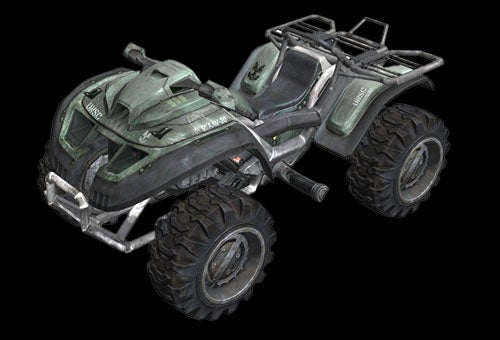 Weta Is Making Halo: Reach ATVs (And You Can Have One)