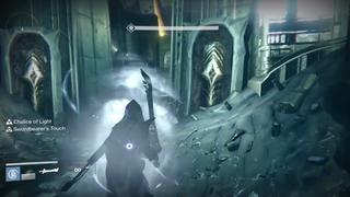 Un jugador de <i>Destiny</i>termina el <i>raid El final de Crota</i> sin ayuda