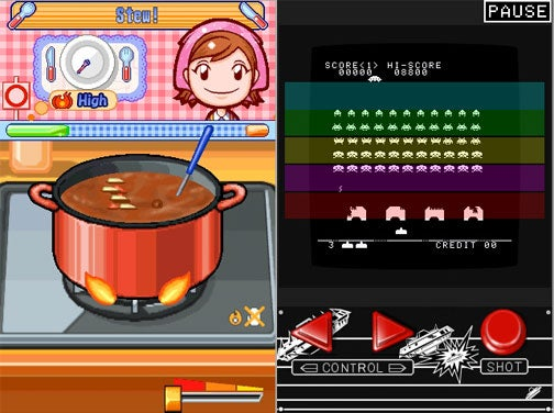 Taito Brings Cooking Mama, Space Invaders To iPhone