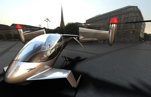 Falx Promises Private Tilt-Rotor Aircraft. Verdict: Improbable