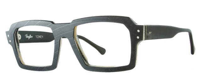 Glasses Made From Recycled Vinyl Records: Cool, Or Hipster?