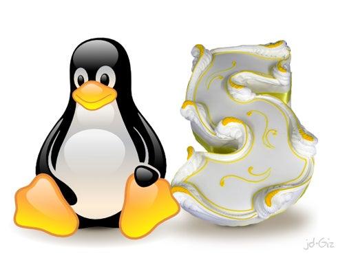 Happy 15th Birthday Linux